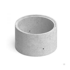 Кольца колодезные с четвертью